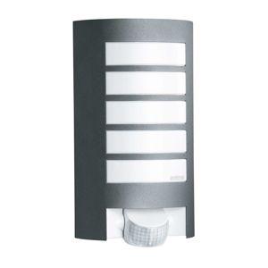STEINEL STEINEL L12 senzorový nástěnné světlo, antracit