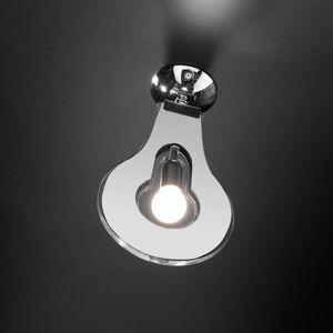 Selene Designové stropní světlo Flat 32cm bílé