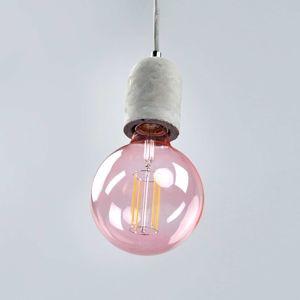 Segula Působivé závěsné světlo LED Concrete