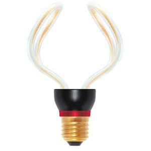 Segula LED žárovka ART Globo E27 12W, teplá bílá, 350 lm