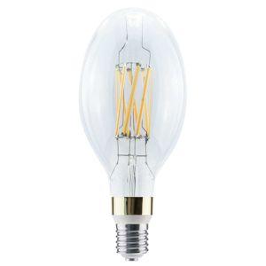 Segula LED elipsa E40 30W, teplá bílá, 2800 lumenů