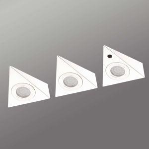 Starlicht Sada tří LED osvětlení linky Cabinet Spots