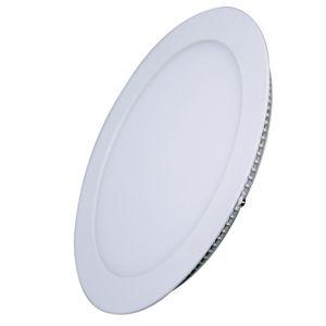 Solight LED mini panel, podhledový, 12W, 900lm, 4000K, tenký, kulatý, bílý WD106