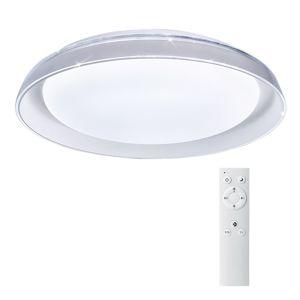 Solight LED stropní světlo Sophia, 60W, 4200lm, stmívatelné, změna chromatičnosti, dálkové ovládání WO756