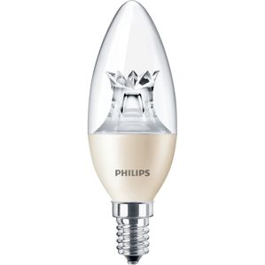 Philips MASTER LEDcandle DT 8-60W B40 E14 827 CL