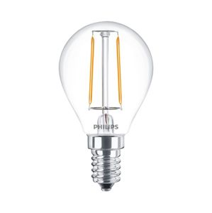 Philips CLASSIC LEDLuster ND 2-25W P45 E14 827 CL
