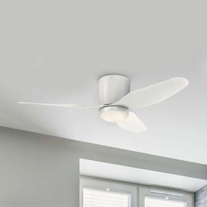 Westinghouse Westinghouse Carla stropní ventilátor s LED, bílý