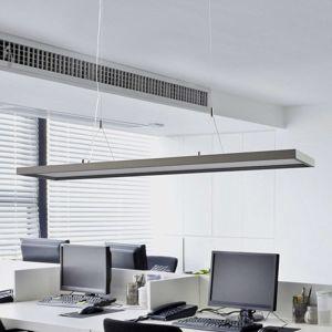 Arcchio Stmívatelné LED kancelářské závěsné svítidlo Divia
