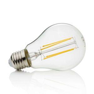 Lindby E27 LED žárovka Filament 8 W 1055 lm 2 700 K čirá