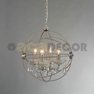 ACA Lighting Vintage závěsné svítidlo AD15004