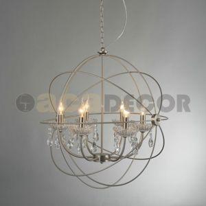 ACA Lighting Vintage závěsné svítidlo AD15006
