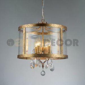 ACA Lighting Vintage závěsné svítidlo AD80375