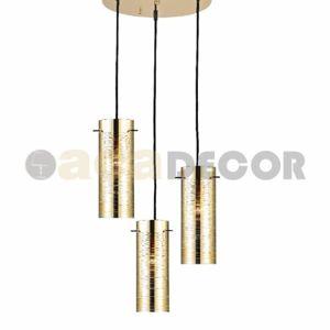 ACA Lighting Style závěsné svítidlo DLA12593PB