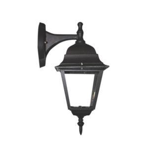 ACA Lighting Garden lantern venkovní nástěnné svítidlo HI6042GB