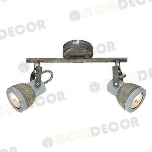 ACA Lighting Spot nástěnné a stropní svítidlo MC167792R