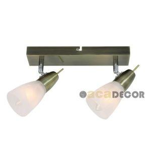 ACA Lighting Spot stropní svítidlo MC542GAB2