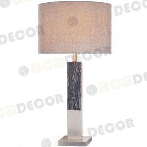 ACA Lighting Textile stolní svítidlo ML306411TS