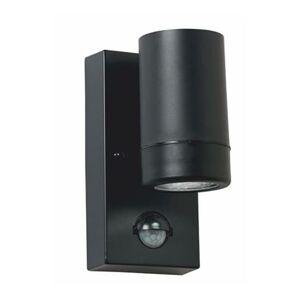 ACA Lighting Garden Spot venkovní bodové nástěnné svítidlo s pohybovým čidlem SL7032BS