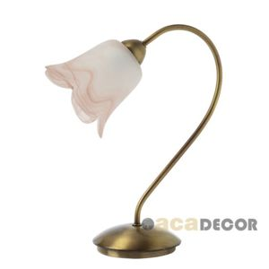 ACA Lighting Floor a amp;Table stolní svítidlo TEF143TB