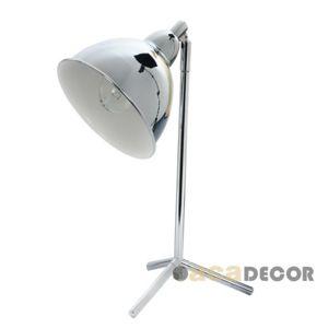 ACA Lighting Floor a amp;Table stolní svítidlo TNK75093CR1T