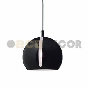 ACA Lighting Prim závěsné svítidlo V36037BK