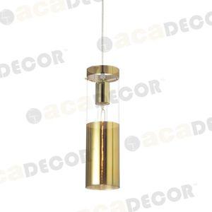 ACA Lighting Style závěsné svítidlo V371971PPB