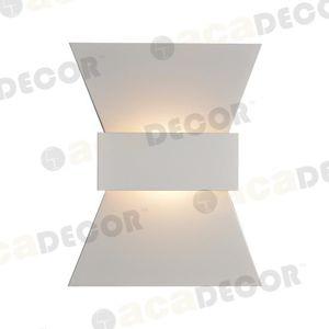 ACA Lighting Wall a amp;Ceiling LED nástěnné svítidlo ZD81166LEDWH