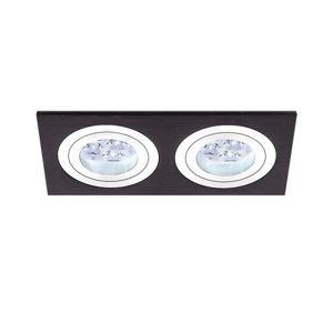 BPM Zápustné svítidlo Mini Katli 5212 GU10 černá polomatná 5212GU