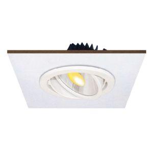 TESLA - LED výklopné podhledové svítidlo 27W 230V 2000lm 50000h 3000K Ra 80 60D DR232730-160 Teplá bílá