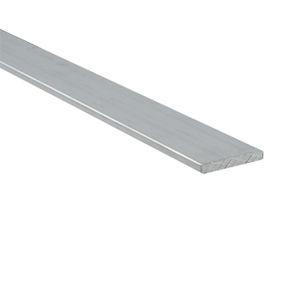 FKT AL profil pro LED pásky plochý FKU99 15x2mm - 1m 4731374