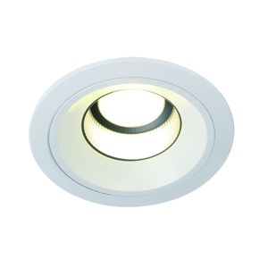 BIG WHITE LEDDISK HORN DL bílá 230V COB LED 11W 60° 4000K 160551