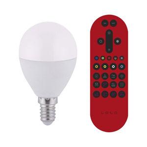 LEUCHTEN DIREKT LED žárovka RGB plus W Smart Home E14 MEDION RGB plus 2700-5000K