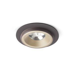 RENDL SHARM R I zápustná perleťová zlatá/hnědá 230V LED 10W 24° 3000K R13236