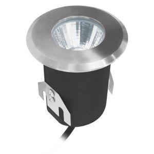 CENTURY Zemní LED PAVI 80mm 3W 24VAC/DC 3000K 240Lm15d 89x120mm 500kg IP65 IK06 CEN PAVI-038930