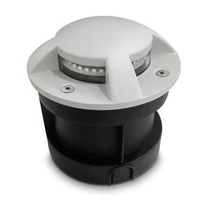 CENTURY Zemní LED PAVI 120 mm 4 světla 5W 24VAC/DC 4000K 160Lm 100d 130x130mm 500kg IP67 IK06 CEN PAVIC4L-0513040