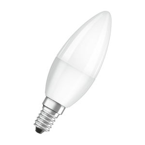 OSRAM LED VALUE CL B FR 40 non-dim 5,5W/865 E14 4052899971066