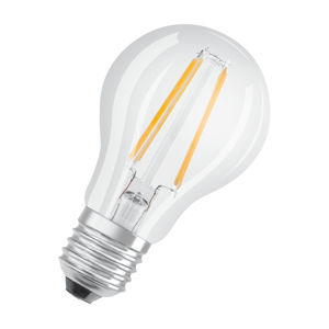 OSRAM LED VALUE CL A FIL 60 non-dim 6,5W/827 E27 Čirá 4058075819658