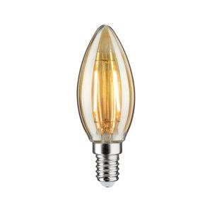 Paulmann LED Vintage-svíčka 2W E14 zlatá zlaté světlo 285.24 P 28524 28524