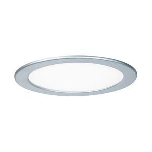 Paulmann Vestavný panel LED kruhové 18W 4000K Chrom mat IP44 920.72 P 92072