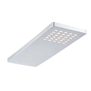 """Paulmann nábytkové přisazené-Set Pattern LED Chrom mat, 3ks Set"""" 935.63 P 93563"""