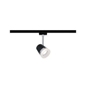 PAULMANN URail LED-spot Cone max 15 W černá mat/chrom kov/umělá hmota GU10 969.25