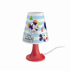 Philips NOV 2016 Mickey Mouse table lamp black 1x23W SEL 71795/30/16