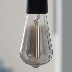 Philips Philips Classic LED žárovka smoky E27 ST64 2,3W
