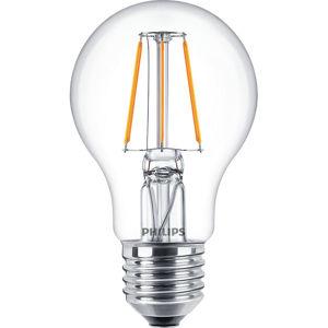 Philips CLA LEDBulb ND 4.3-40W E27 827 A60 CL Čirá